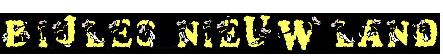 bijlesnieuwland.nl logo